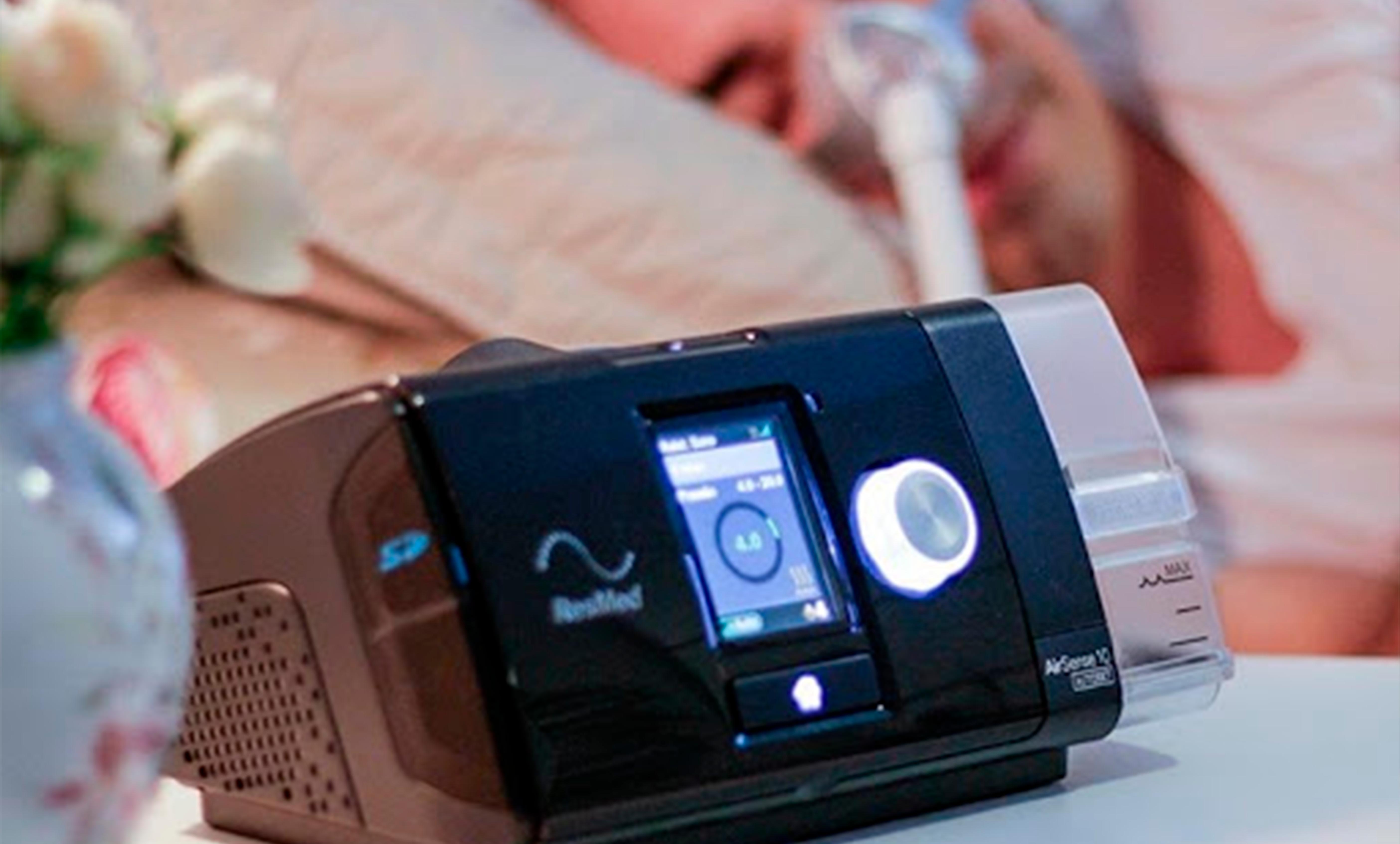 Adaptamos o CPAP na sua casa